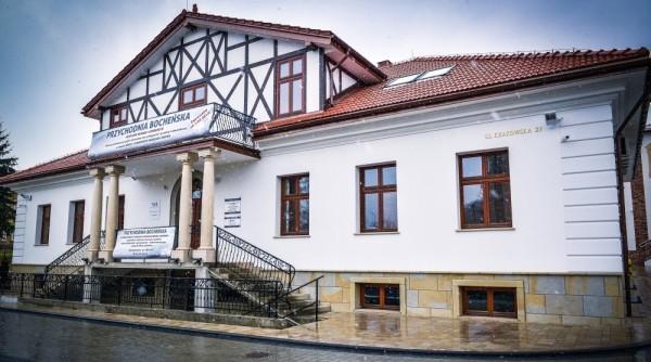 budynek przychodni bocheńskiej