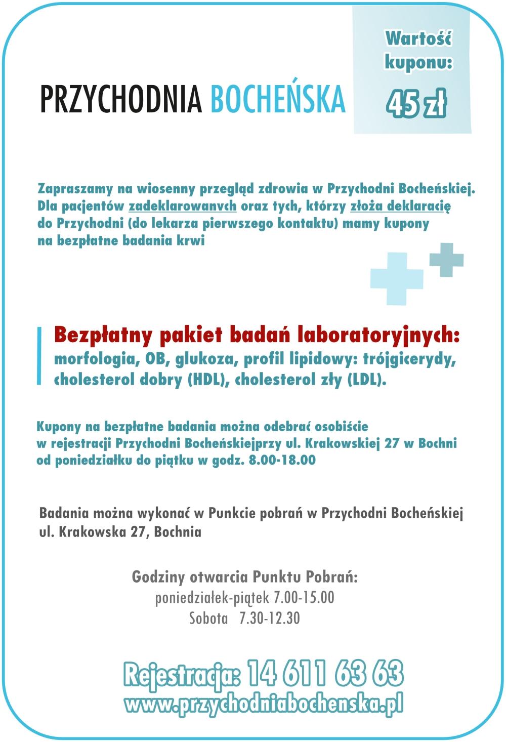 Plakat_bezplatne_badania laboratoryjne