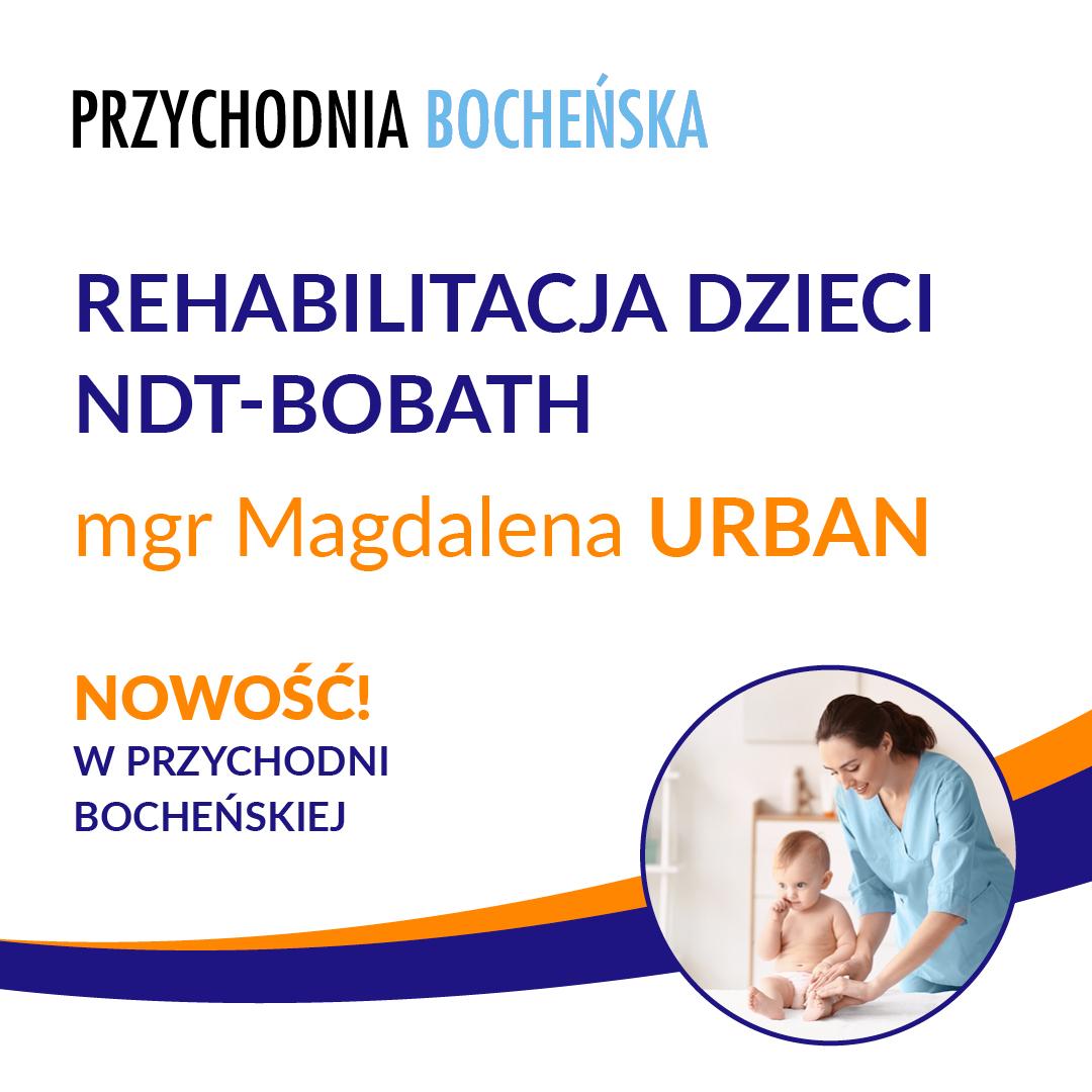 Rehabilitacja dzieci NDT-BOBATH